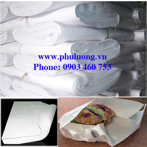 Giấy trắng gói hàng