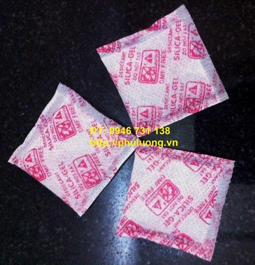 Silica gel Hải Phòng, bán Desiccant gói hút ẩm