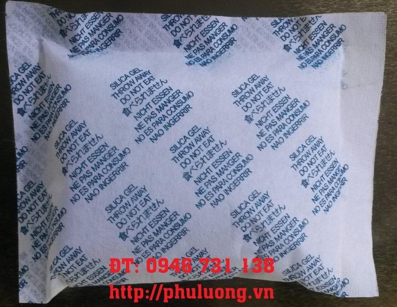 silica gel packets - Gói hạt chống ẩm